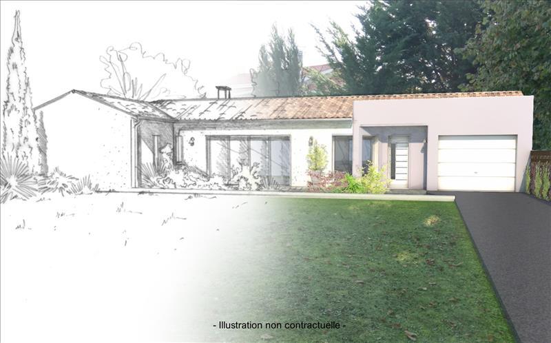 Vente Terrain EYSINES (33320) - 760 m² -