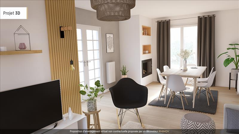 Vente Maison LE HAILLAN (33185) - 6 pièces - 151 m² -