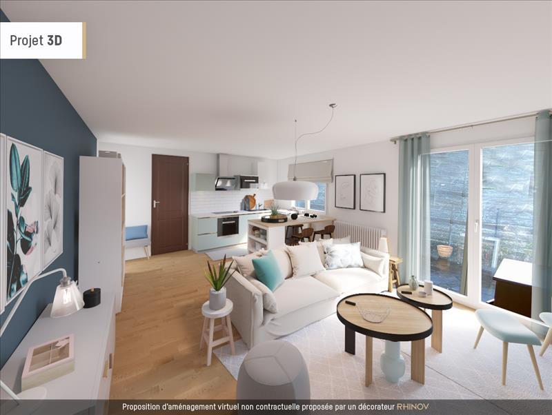Vente Maison EYSINES (33320) - 3 pièces - 62 m² -
