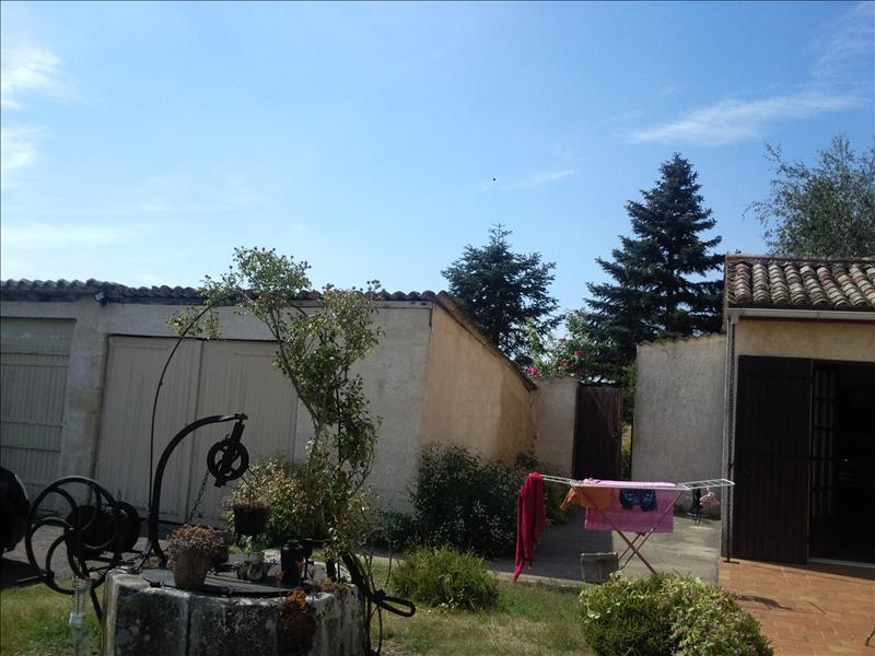 Maison ST GENIS DE SAINTONGE - (17)
