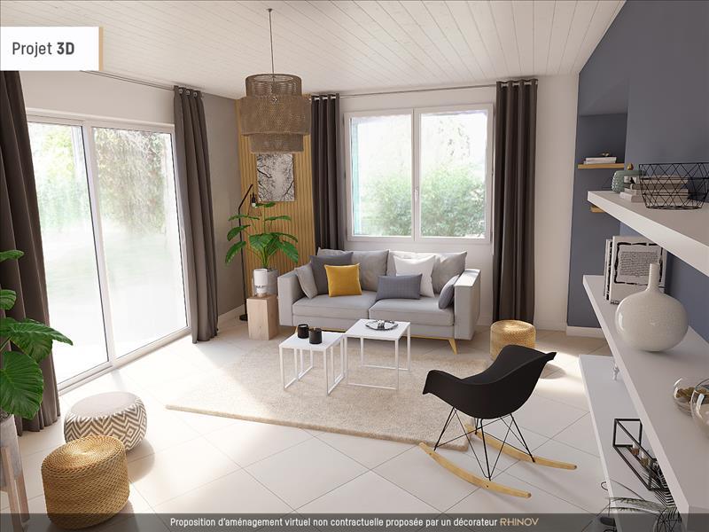Vente Maison ST GERMAIN DE LUSIGNAN (17500) - 6 pièces - 205 m² -