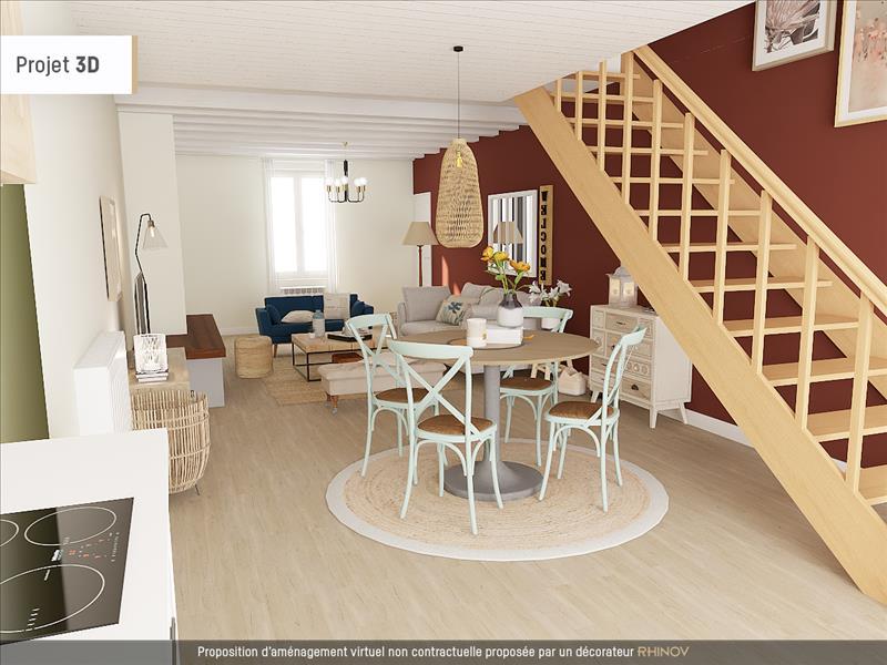 Vente Maison ARCHIAC (17520) - 7 pièces - 176 m² -