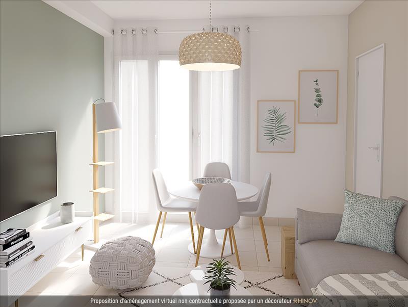 Vente Appartement TOULOUSE (31500) - 2 pièces - 45 m² - Quartier Demoiselles - Guilhemery - Côte Pavée