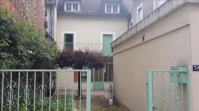 Maison TERRASSON LAVILLEDIEU - 4 pièces  -   58 m²
