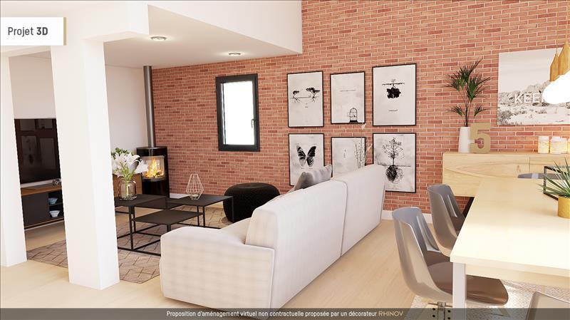 Vente Maison LISSAC SUR COUZE (19600) - 4 pièces - 100 m² -