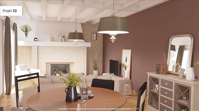 Vente Maison CHAVAGNAC (24120) - 6 pièces - 153 m² -