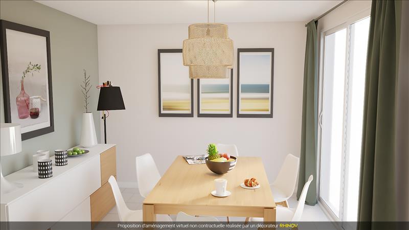 Vente Appartement NIORT (79000) - 4 pièces - 83 m² - Quartier Centre-ville
