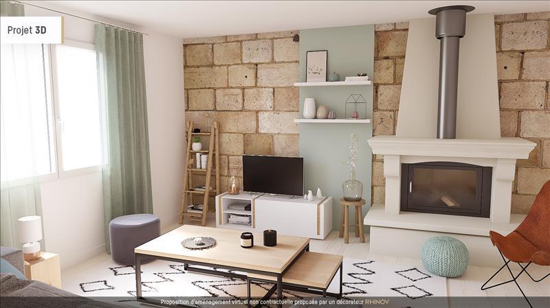 Vente Maison ST SELVE (33650) - 4 pièces - 100 m² -
