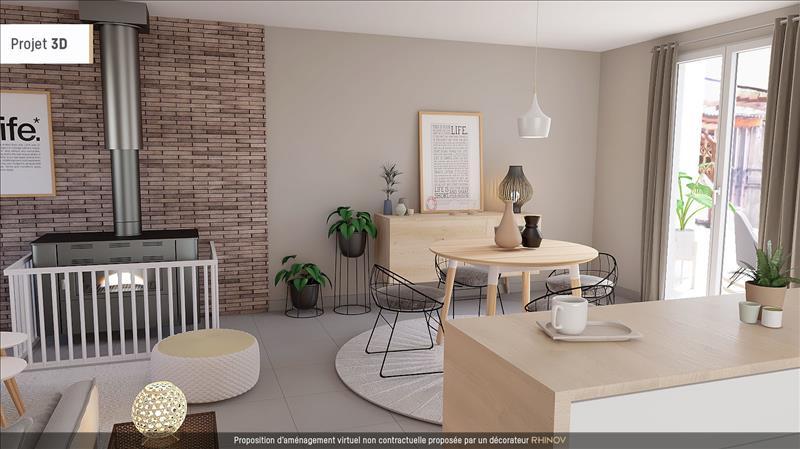Vente Maison GUILLOS (33720) - 6 pièces - 112 m² -