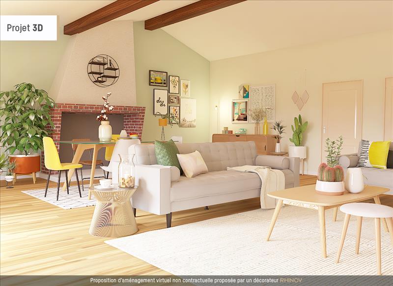Vente Maison ST MORILLON (33650) - 5 pièces - 100 m² -