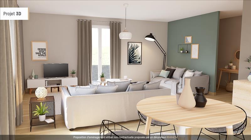 Vente Maison PORTETS (33640) - 4 pièces - 94 m² -