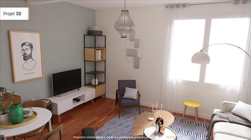 Vente Maison ST MICHEL DE RIEUFRET (33720) - 3 pièces - 78 m² -