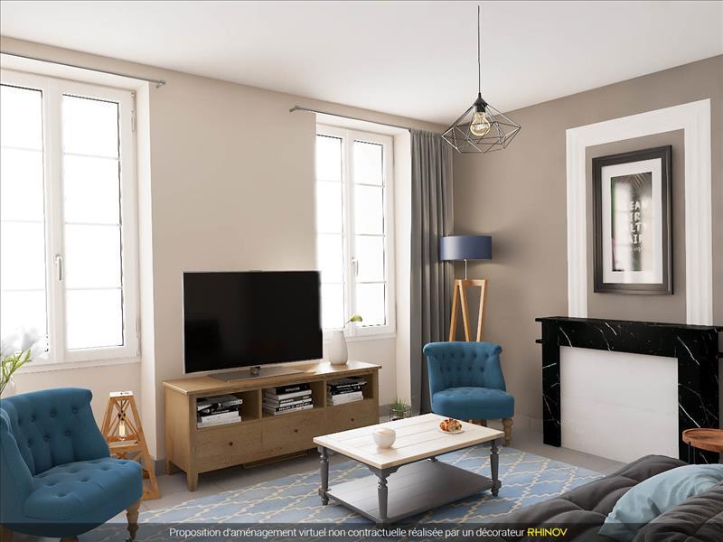 Vente Maison BEAUPUY (47200) - 6 pièces - 117 m² -