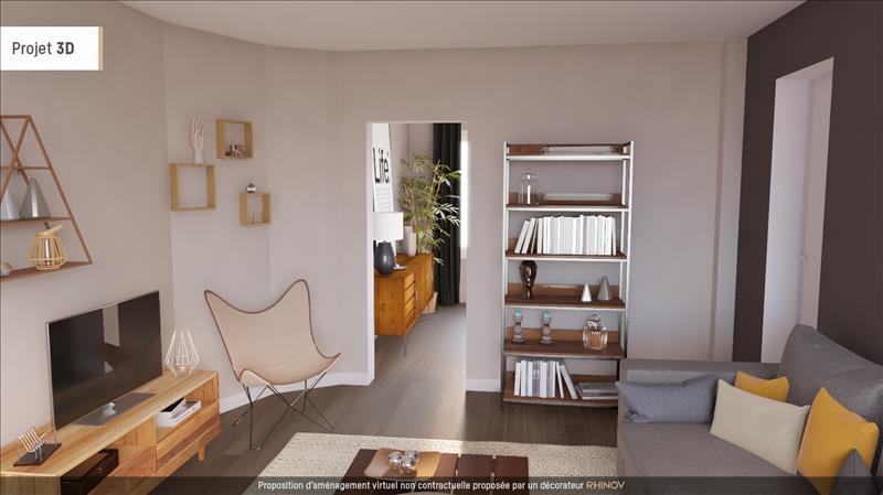 Vente Maison ST MEDARD D EYRANS (33650) - 3 pièces - 61 m² -