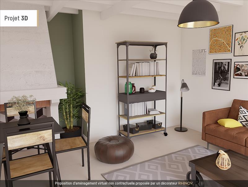 Vente Maison LEOGNAN (33850) - 6 pièces - 108 m² -