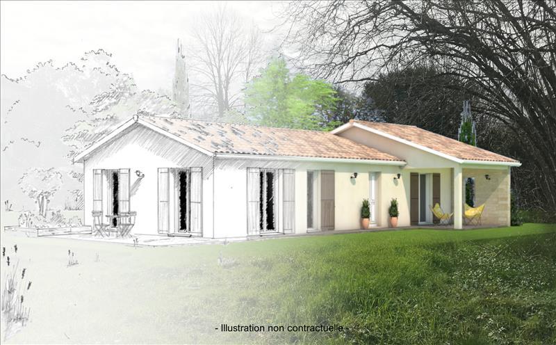 Vente Terrain LEOGNAN (33850) - 640 m² -