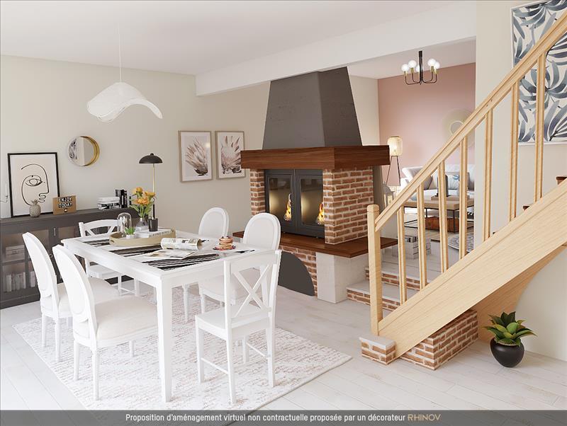 Vente Maison LEOGNAN (33850) - 7 pièces - 176 m² -