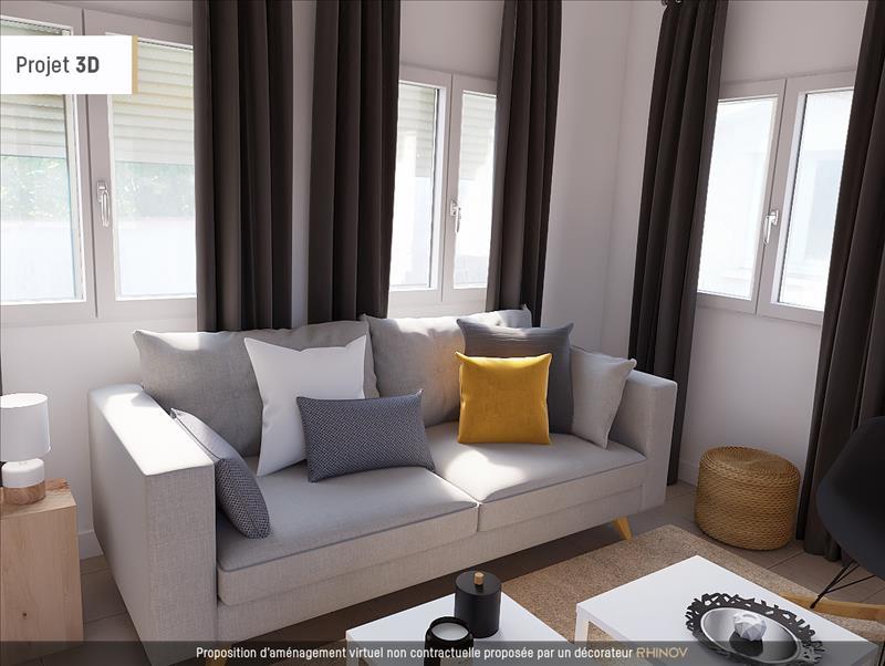 Vente Maison GRADIGNAN (33170) - 2 pièces - 40 m² - Quartier Catoy - Plantey - Ornon - Beausoleil