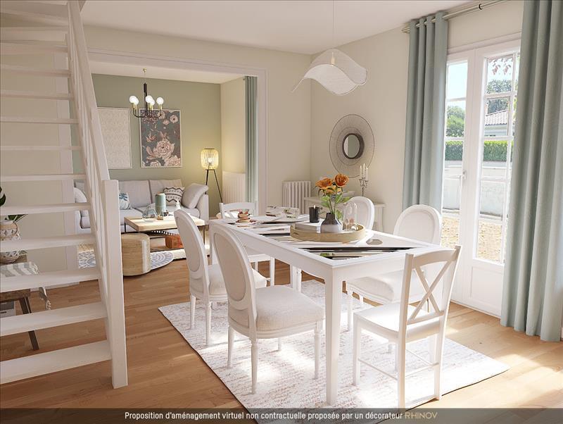 Vente Maison LEOGNAN (33850) - 3 pièces - 78 m² -