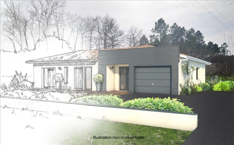 Vente Terrain PARENTIS EN BORN (40160) - 2090 m² -