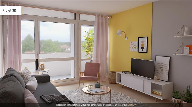 Vente Appartement BISCARROSSE (40600) - 4 pièces - 63 m² -