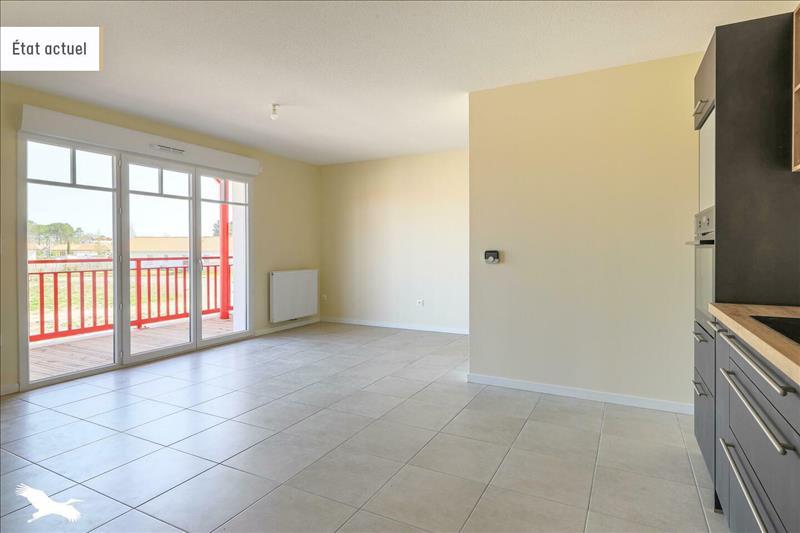 Vente Appartement BISCARROSSE (40600) - 3 pièces - 62 m² -