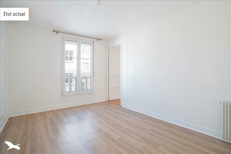 Vente Appartement ASNIERES SUR SEINE (92600) - 2 pièces - 36 m² -