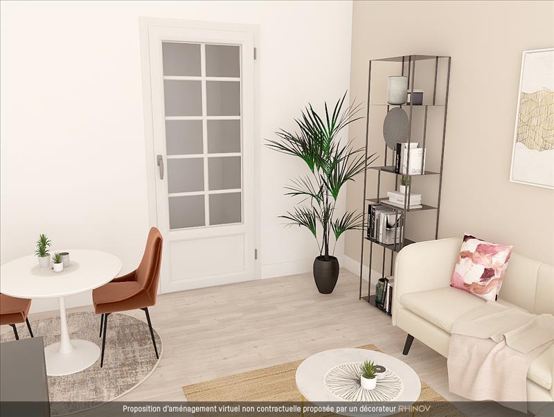 Vente Appartement ARCACHON (33120) - 1 pièce - 18 m² -