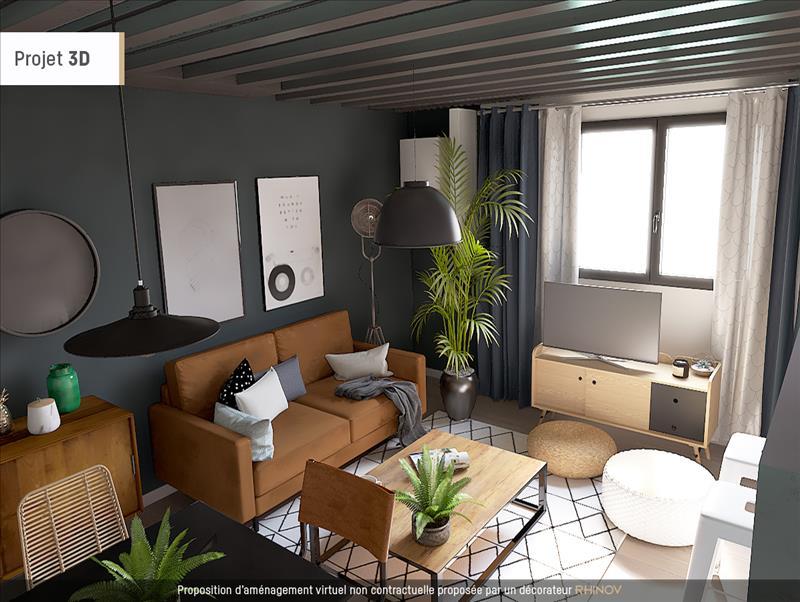 Vente Maison CHANTELOUP LES VIGNES (78570) - 3 pièces - 80 m² -