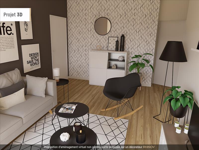 Vente Appartement AUCAMVILLE (31140) - 2 pièces - 42 m² -