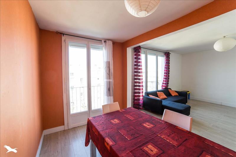 Vente Appartement VILLENAVE D ORNON (33140) - 4 pièces - 65 m² - Quartier Rouquette - Courréjean - Hourcade