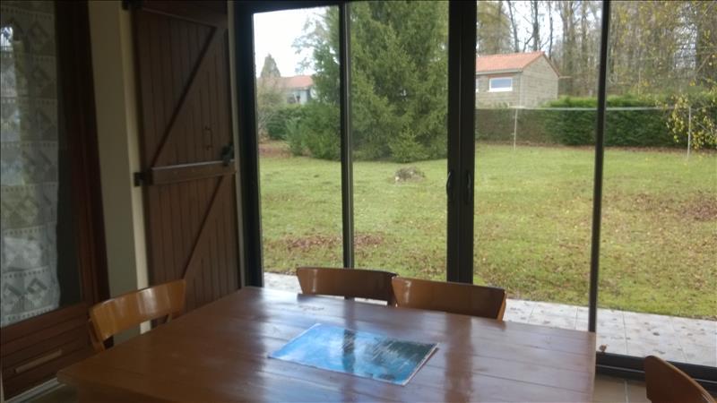 Maison ST SAUD LACOUSSIERE - 5 pièces  -   113 m²