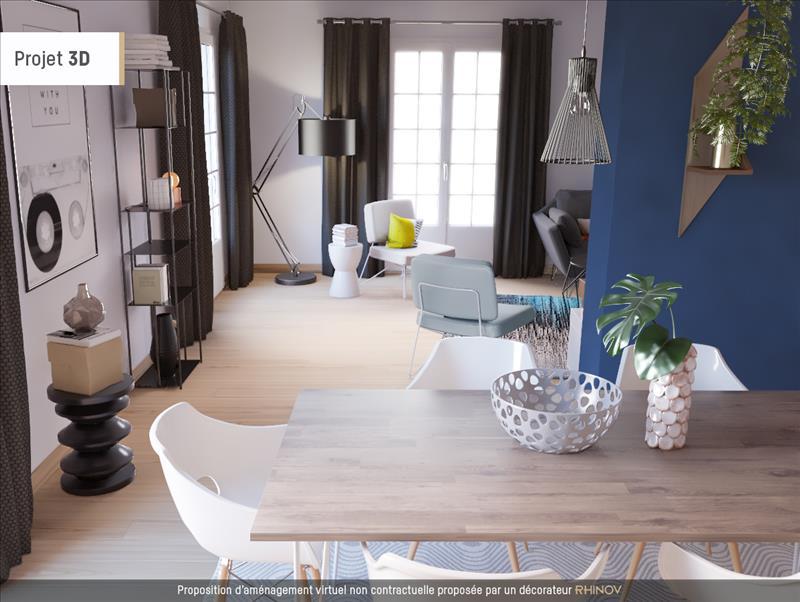 Vente Maison BUSSIERE BADIL (24360) - 4 pièces - 100 m² -