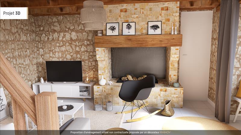 Vente Maison LE BOURDEIX (24300) - 6 pièces - 160 m² -