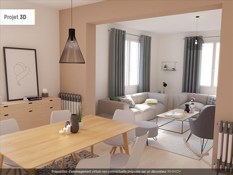 Vente Maison ST MARTIAL DE VALETTE (24300) - 7 pièces - 95 m² -
