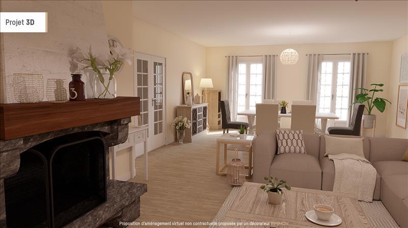 Vente Maison PIEGUT PLUVIERS (24360) - 5 pièces - 150 m² -