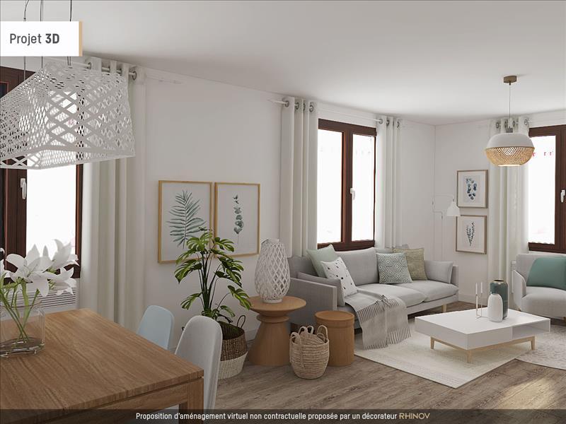 Vente Maison AUGIGNAC (24300) - 5 pièces - 140 m² -