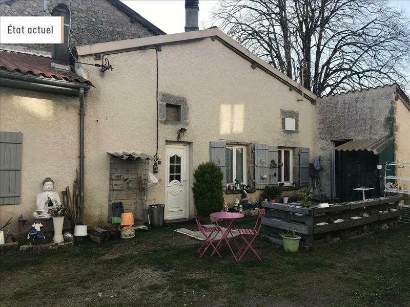 Vente Maison AUGIGNAC (24300) - 12 pièces - 166 m² -