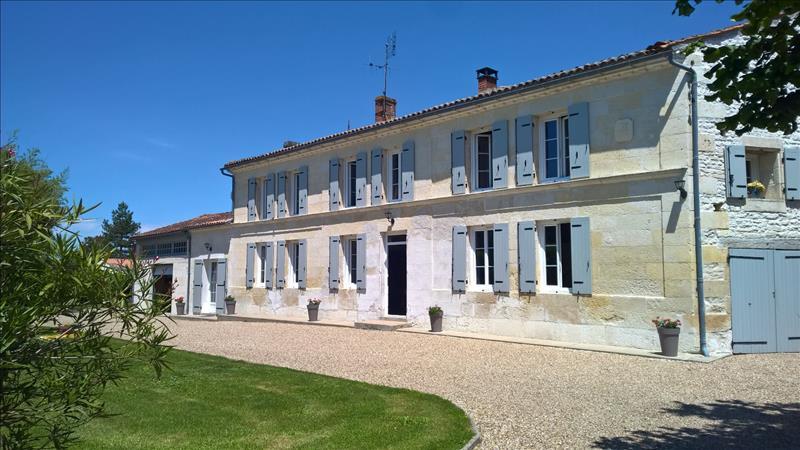 Vente Maison ST SEVER DE SAINTONGE  (17800)