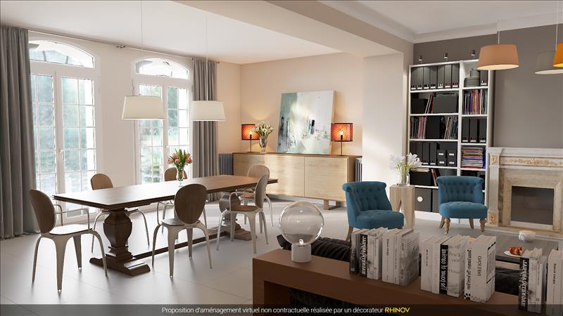 Vente Maison SAINTES (17100) - 9 pièces - 280 m² - Quartier Centre-ville - Saint-Eutrope - Recouvrance - ZA l'Ormeau de Pied