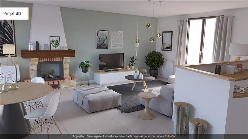 Vente Maison THENAC (17460) - 5 pièces - 90 m² -