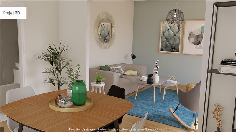 Vente Maison SAINTES (17100) - 5 pièces - 77 m² - Quartier Geoffroy Martel - Saint-Sorlin la Récluse - Terrefort