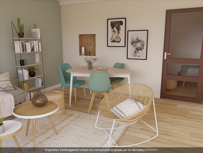 Vente Maison SAINTES (17100) - 7 pièces - 142 m² - Quartier Saintes |La Gare - Sébastien de Brouard - La Fenêtre