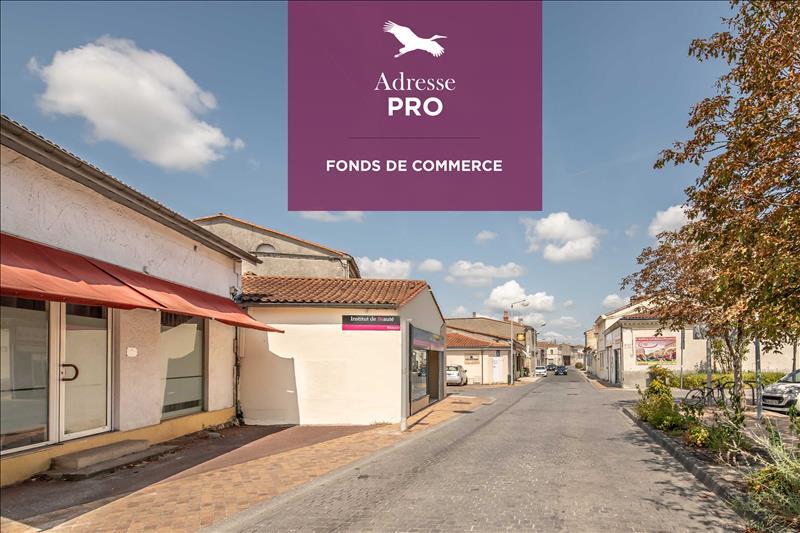 Achat Fonds de commerce  LE BOUSCAT (33110) - 2 pièces - 75 m²