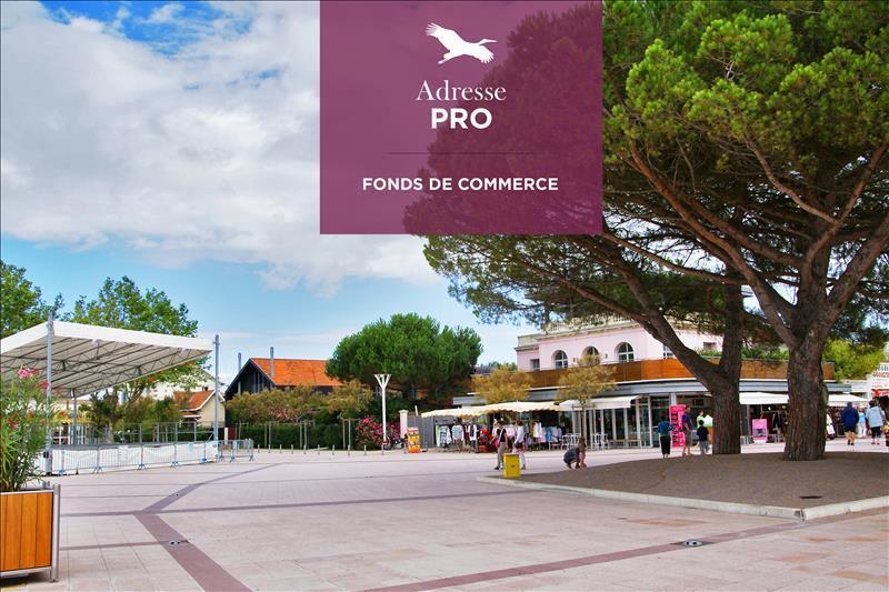 Achat Fonds de commerce  BISCARROSSE (40600) - 2 pièces - 55 m²