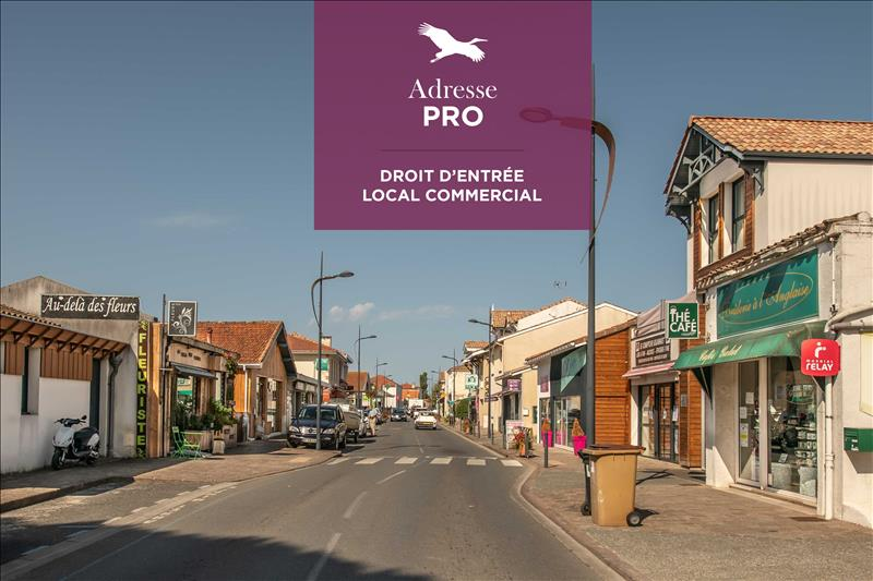 Achat Local commercial  GUJAN MESTRAS (33470) - 2 pièces - 45 m²