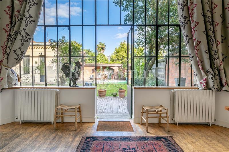 Vente maison Bordeaux (100) 100 pièces 100 m²  10-10 - Bourse de l