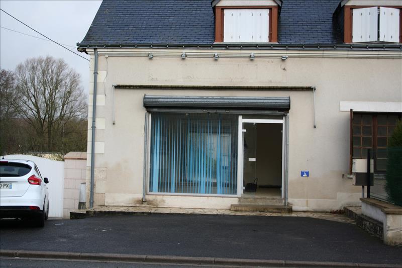 Local commercial à louer - 3 pièces  36 m² MONTS ((3) - Réf : 10-570