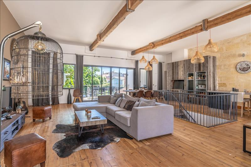 Location Maison BORDEAUX - 5 pièces - 189 m²