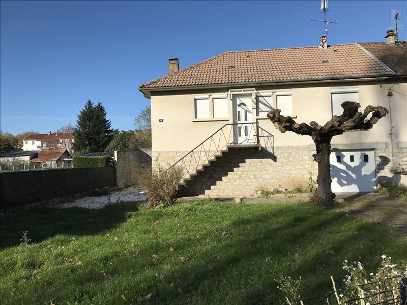 Location Maison BRIVE LA GAILLARDE - 3 pièces - 65 m²